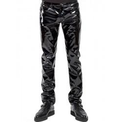 Pantalon vinyle